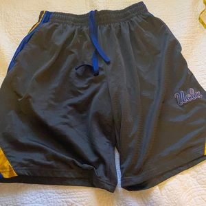 "🏀 UCLA Basketball Shorts - XL - 9"" inseam 🏀"